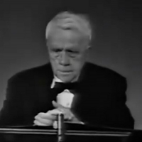 Video Flashback: Robert Frost, Danny Kaye, Bob Newhart, and More in AN AMERICAN PAGEANT OF THE ARTS at the Kennedy Center in 1962