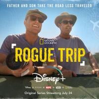 Disney+ Announces Original Series ROGUE TRIP Photo