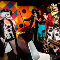 BWW Review: CLOWN BAR Serves Up a Cocktail of Comical Clown-Noir at THEATRE DOWNTOWN. Photo