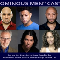 MultiStages To Present World Premiere of OMINOUS MEN Photo