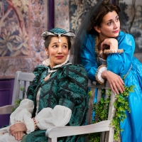 BWW Review: Jaclyn Backhaus' Frantically Funny and Freestyle WIVES Comments on Patria Photo