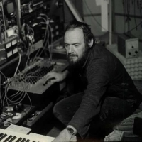 Belgian Experimental Music Pioneer & Founder of Brainticket Joel Vandroogenbroeck Pas Photo