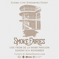 Smoke Fairies To Play Live Streamed Concert From De La Warr Pavilion Nov. 8th Photo