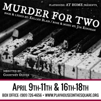 Playhouse at Home Series Thrills withMusical WhoDunnit MURDER FOR TWO Photo