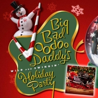 Patchogue Theatre for the Performing Arts Presents BIG BAD VOODOO DADDY'S WILD & SWINGIN' HOLIDAY PARTY