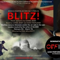 Last Chance To Catch Smash-Hit Wartime Musical BLITZ! at the Union Theatre Photo