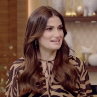 VIDEO: Idina Menzel Talks Her Son's Feelings About Her Singing and New Christmas Album