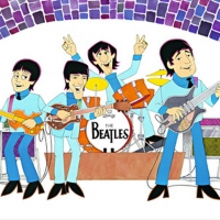 Beatles Cartoon Pop Art Show Featuring Animator Ron Campbell is Coming To Roswell Photo