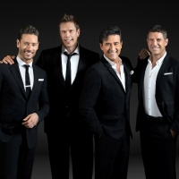 Il Divo Will Perform at The Boch Center's Wang Theatre in September Photo