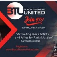 Audra McDonald to Moderate Black Theatre United's ACTIVATING BLACK ARTISTS AND ALLIES FOR Photo