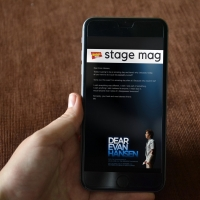 Meet the Company of the DEAR EVAN HANSEN Movie with BroadwayWorld's Stage Mag! Photo