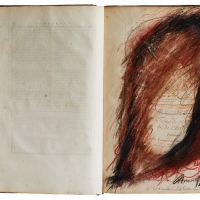 Galerie Gmurzynska Presents its First New York Exhibition Dedicated to Arnulf Rainer Photo