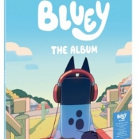 Hit Series BLUEY Releases New CD and Blue Vinyl Album, October 1 Photo