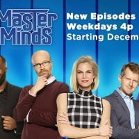 MASTER MINDS Returns to Game Show Network Dec. 7 Photo