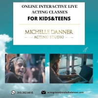 The Michelle Danner Acting Studio Offers Kids & Teens Online Acting Classes Photo