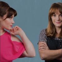 Vikki Stone and Natasha J Barnes Chat FUNNY GALS at BarnFest, Cirencester Interview