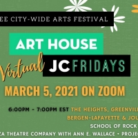 Art House Productions Announces Lineup For VIRTUAL JC FRIDAYS On March 5 Photo