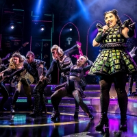 Photo Flash: First Look at Re-Opened SIX at West End's Lyric Theatre Photo