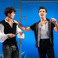 BWW Review: Romeo Captures the Heart of Brooklyn in Saltzman's ROMEO & BERNADETTE