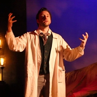 FRANKENSTEIN Off-Broadway Celebrates 2 Years Continuously Running At St. Luke's Theat Photo