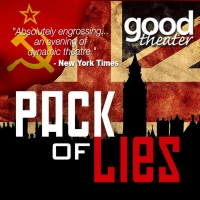 PACK OF LIES Comes to the Good Theater Photo