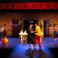 BWW Review: THE KING OF HELL'S PALACE, Hampstead Theatre Photo