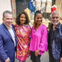 Photos: Nat King Cole's Daughters Attend Clint Holmes Billy Stritch Tribute Show at Wick C Photo