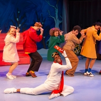 BWW Review: A CHARLIE BROWN CHRISTMAS Opens at the Coterie Theatre Photo