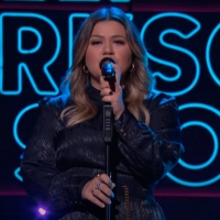VIDEO: Kelly Clarkson Covers 'Nothing Compares 2 U' Photo
