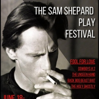 Sam Shepard Play Festival Announced Live On Stage In Englewood Photo