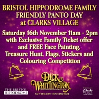 The Magic Of Pantomime Is Coming To Clarks Village This November