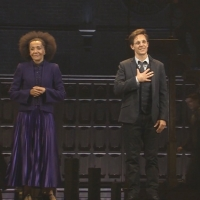 VIDEO: HARRY POTTER AND THE CURSED CHILD Melbourne Cast Takes First Bows Upon Reopening Photo