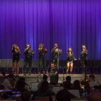 VIDEO: West End Queens of SIX Perform with the London Musical Theatre Orchestra Photo