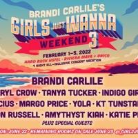 Brandi Carlile's 'Girls Just Wanna Weekend' Returns to Riviera Maya, Mexico February  Photo