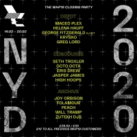 The Warehouse Project Announce NYD Line Up, Featuring Maceo Plex, Helena Hauff, Seth Photo