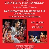 CRISTINA FONTANELLI'S CHRISTMAS IN ITALY Available to Stream Online Photo