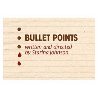 Towne Street Theatre Presents BULLET POINTS: A Spooky Zoom Play Article