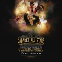 BWW Review: CABARET ALL STARS, Proud Embankment Photo