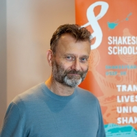 Hugh Dennis Supports Shakespeare Schools Foundation's Big Give Christmas Challenge Appeal