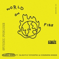 El Dusty Drops New Cumbia Remix Of Stick Figures' 'World On Fire'