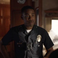 VIDEO: Jackson Gets a Date and Gets Shot in This Clip From THE ROOKIE