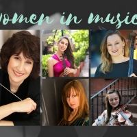 SOMA Celebrates WOMEN IN MUSIC With Virtual Chamber Music Concert From SOPAC And The  Photo
