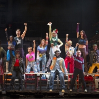 BWW Review: RENT Welcomes Audiences Back to the Fisher Theatre With Electrifying Perf Photo