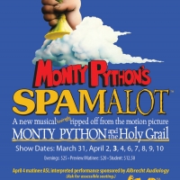 SPAMALOT Postponed at Penn State Centre Stage Photo