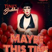 Tina Burner Launches USA Tour Of MAYBE THIS TIME LIVE Photo