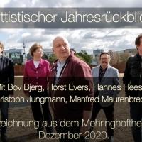 VIDEO: Mehringhof-Theater Presents Kabarettistischer Jahresrückblick 2020 Photo