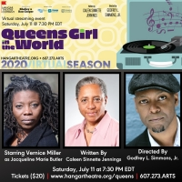 Hangar Theatre Company Presents Virtual Production of QUEENS GIRL IN THE WORLD Photo