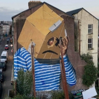 New Murals Appearing in Cork City As Part of Ardú 2021 Photo
