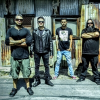 VIDEO: Los Angeles Band Ænly Release Official Music Video for Single 'Up In Smoke' Photo