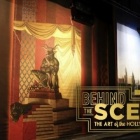 Texas Performing Arts Extends BEHIND THE SCENES: THE ART OF THE HOLLYWOOD BACKDROP Photo